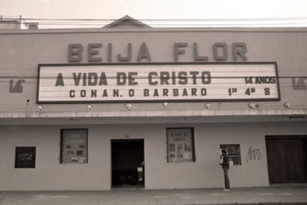 Cinema Beija Flor