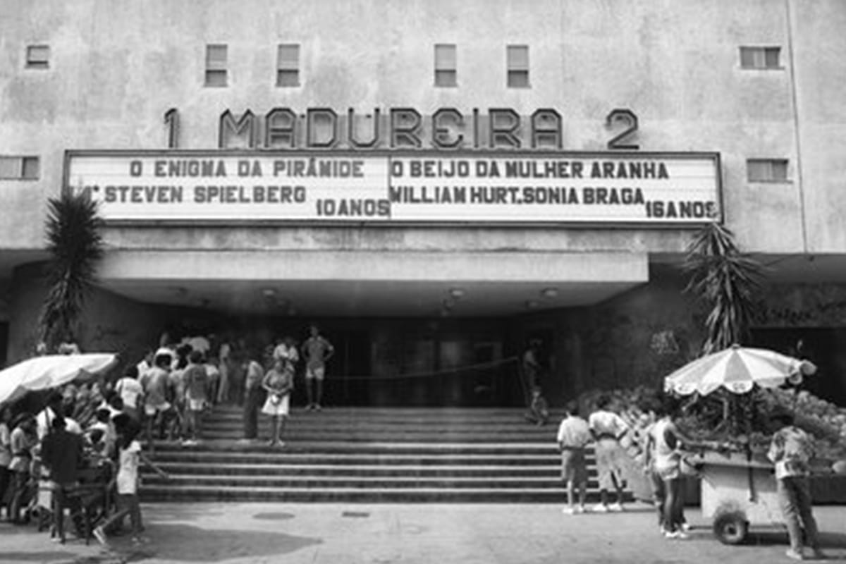 Cinema Madureira