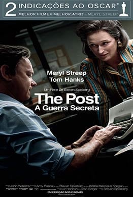 THE POST - A GUERRA SECRETA |